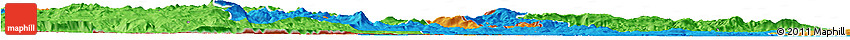 Political Horizon Map of Crnomelj