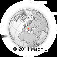 Outline Map of Crnomelj