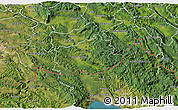 Satellite 3D Map of Ilirska Bistrica