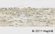 Classic Style Panoramic Map of Kamnik