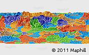 Political Panoramic Map of Kamnik