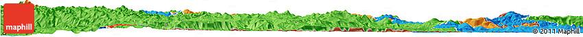 Political Horizon Map of Kocevje