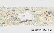 Classic Style Panoramic Map of Kocevje