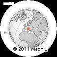 Outline Map of Koper