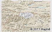 Classic Style 3D Map of Kranjska Gora