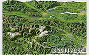 Satellite 3D Map of Kranjska Gora