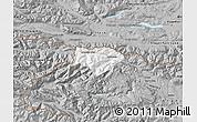 Gray Map of Kranjska Gora