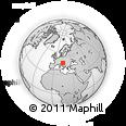Outline Map of Loski Potok