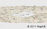 Classic Style Panoramic Map of Novo Mesto
