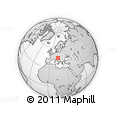 Outline Map of Skofljica