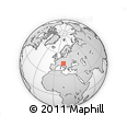 Outline Map of Tolmin