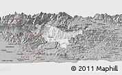 Gray Panoramic Map of Tolmin