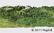 Satellite Panoramic Map of Tolmin