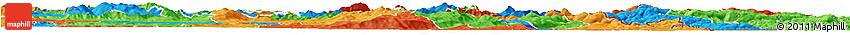 Political Horizon Map of Trebnje