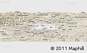 Classic Style Panoramic Map of Zalec