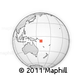 Outline Map of Guadalcanal