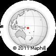 Outline Map of Malaita