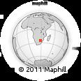 Outline Map of WONDERBOOM