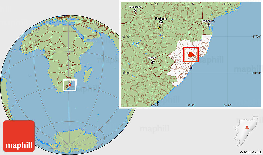 Savanna style location map of nkandla o highlighted parent region westnortheast south gumiabroncs Image collections
