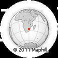 Outline Map of BELFAST