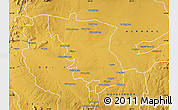 Physical Map of MORETELE