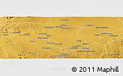 Physical Panoramic Map of MORETELE