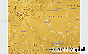 Physical Map of ODI 1