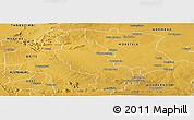 Physical Panoramic Map of ODI 1