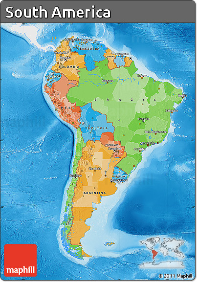 Dating in south america