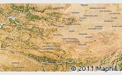 Satellite 3D Map of Ciudad Real