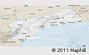 Classic Style Panoramic Map of Tarragona