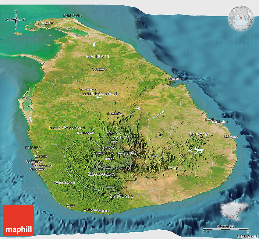 Satellite Panoramic Map of Sri Lanka on satellite map of the vatican, satellite map of trinidad and tobago, satellite map of haiti, satellite map of cebu island, satellite map of abu dhabi, satellite map of iraq, satellite map of qatar, satellite map of kosovo, satellite map of czech republic, satellite map of mali, satellite map of brunei darussalam, satellite map of united states of america, satellite map of vatican city, satellite map of saipan, satellite map of tunisia, satellite map of iceland, satellite map of quezon city, satellite map of somalia, satellite map of caribbean islands, satellite map of eastern europe,