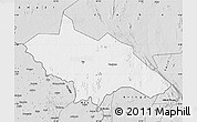 Silver Style Map of Yei