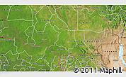 Satellite Map of Equatoria