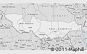 Silver Style Map of Equatoria