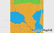 Political Map of Tambura