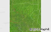 Satellite Map of Tambura