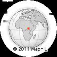 Outline Map of Tambura