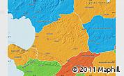 Political Map of Laholm Kommun