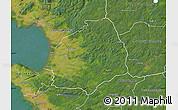 Satellite Map of Laholm Kommun