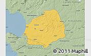 Savanna Style Map of Laholm Kommun