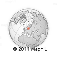 Outline Map of Oskarshamn Kommun