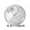 Outline Map of Staffanstorp Kommun
