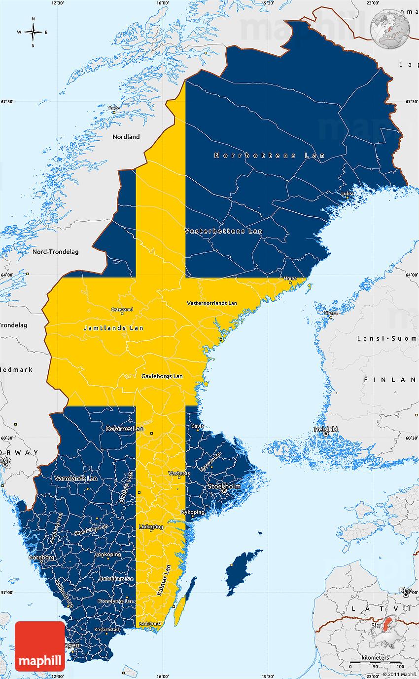 sweden single