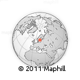 Outline Map of Nacka Kommun