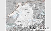 Gray Map of Espace Mittelland