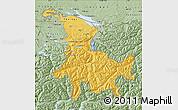 Savanna Style Map of Ostschweiz