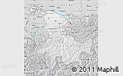 Silver Style Map of Ostschweiz