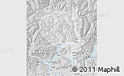 Silver Style Map of Tessin
