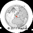 Outline Map of Obwalden